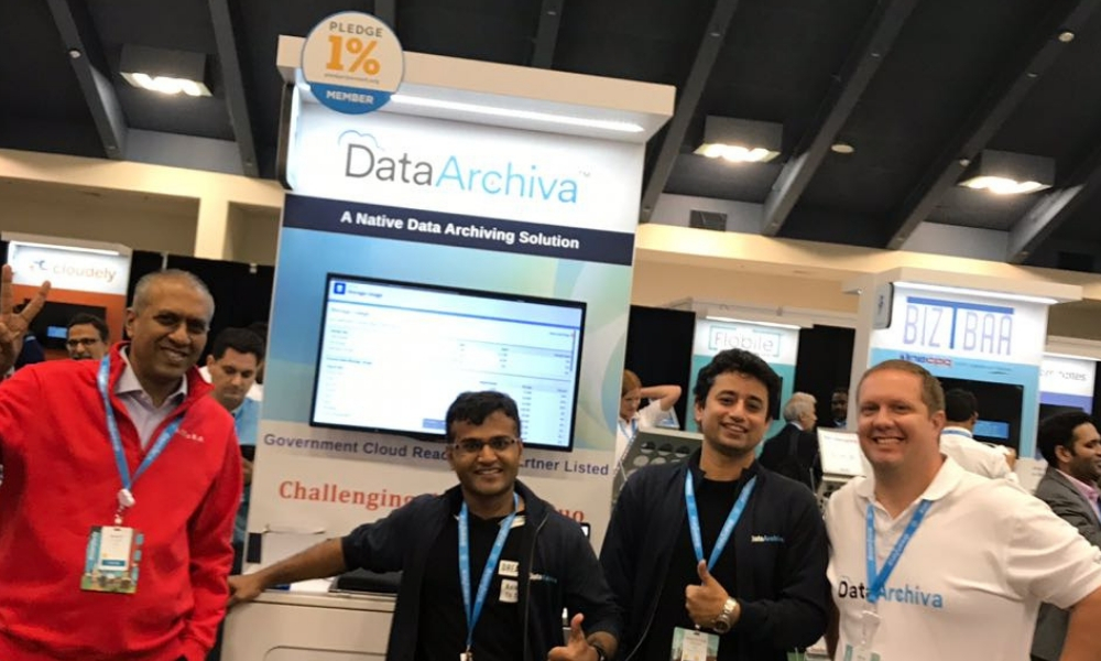 DataArchiva Journey to Dreamforce