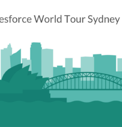 Salesforce World Tour is heading our way & DataArchiva can't wait to be there in Sydney