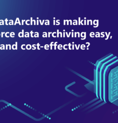 How DataArchiva is making Salesforce data archiving easy, secure and cost-effective?