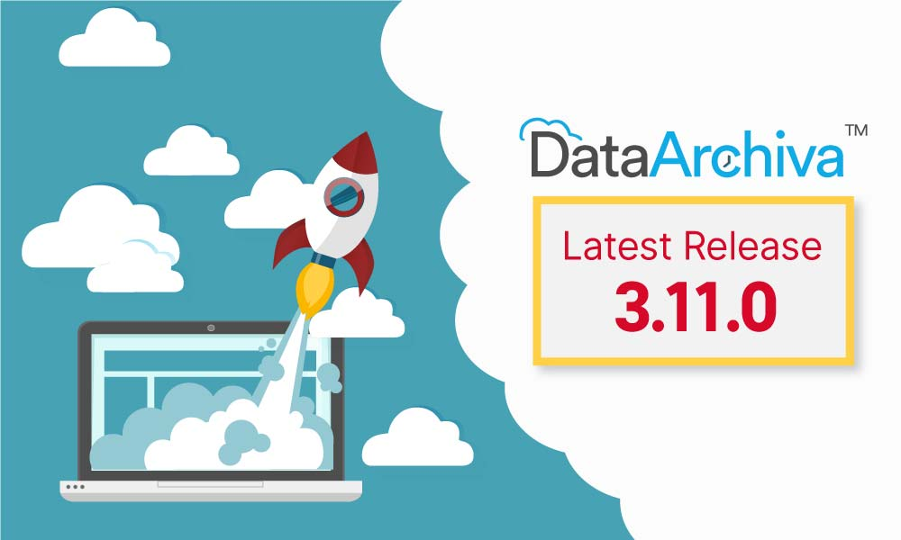 DataArchiva Latest Version 3.11.0