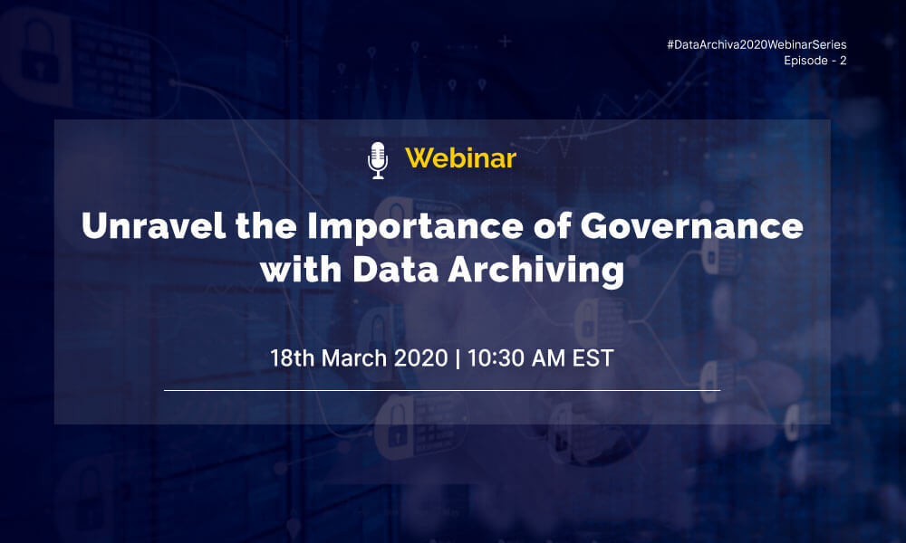 Webinar Salesforce Data governance