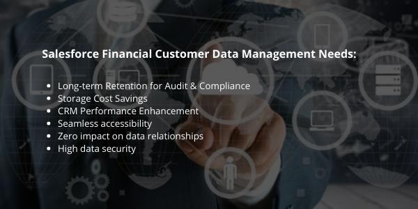 Financial Data Management Salesforce