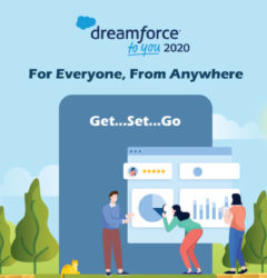 'Dreamforce to You 2020' For Everyone, from anywhere: Get…Set…Go
