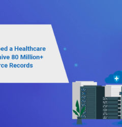 How we helped a Healthcare Leader Archive 80 Million+ Salesforce Records