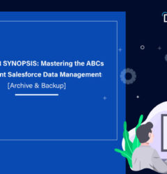 WEBINAR SYNOPSIS: Mastering the ABCs of Efficient Salesforce Data Management [Archive & Backup]