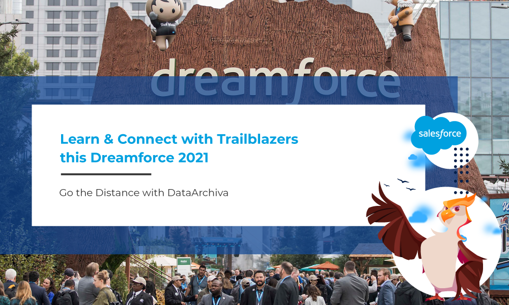 Learn & Connect with Trailblazers this Dreamforce 2021