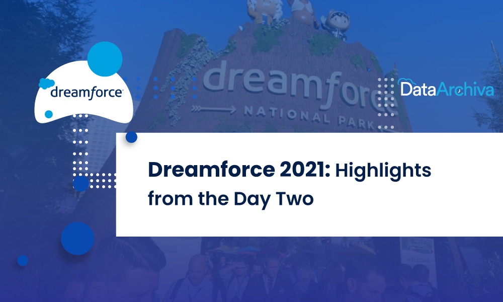 Dreamforce 2021: Highlights from the Day Two
