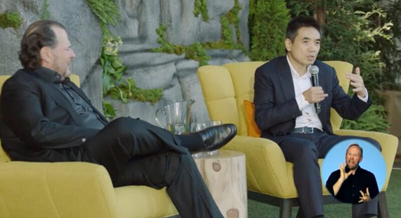 Fireside Chat with Eric Yuan
